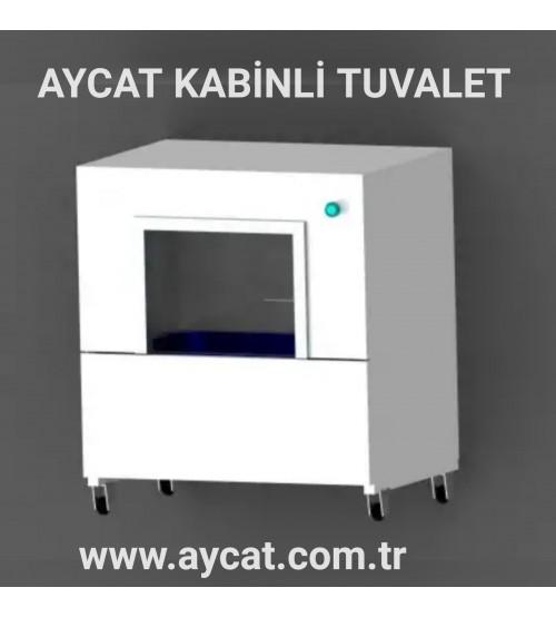 Aycat Kabin ve Aycat Tuvalet Set Yıkama Tabancası Hediyeli