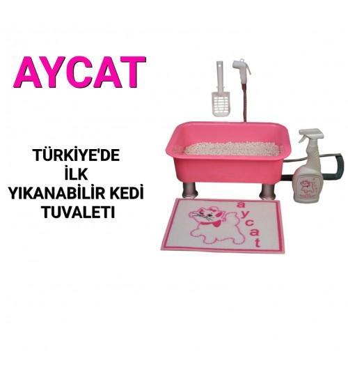 Aycat Tuvalet Set Large Paket (Ücretsiz Kargo)