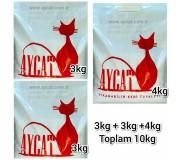 Aycat Yıkanabilir Kedi Kumu 10 kg